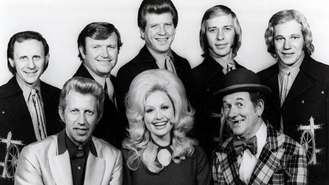 The Porter Wagoner Show, with the main man bottom left